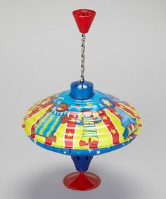 Take a look at this Silly Circus Humming Top by Schylling on #zulily today!