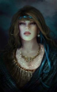 Fine Art and You: Wonderful Digital Portrait Paintings by Sue Marino Fantasy Portraits, Character Portraits, Character Art, Fantasy Art Women, Fantasy Girl, Fantasy Rpg, Fantasy Characters, Female Characters, Charlie Bowater