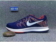 low cost ebd6c ca37a Nike Zoom Pegasus 34.5 Men Blue For Sale G2j5x. New Nike Shoes ...