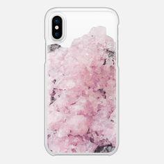 Blush Crystals - Snap Case