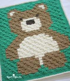 Looking for a quick, easy, and gender neutral baby blanket?! This one is going to be your new go-to pattern! I've combined my two newest obsessions: Bernat Blanket Yarn and C2C (corner-to-corner) to create this extra soft and snuggly Teddy Bear Blanket! If you aren't familiar with Bernat Blanket Yarn, it is a bulky weight, soft …