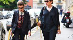 Milan Fashion Week September 2014   Stories   Editorialist