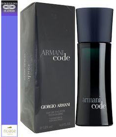 ee75eca3bcad Il tuo shopping a portata di Click  GIORGIO ARMANI CODE POUR HOMME