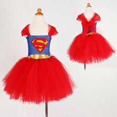 16.80$  Buy now - http://alioe4.shopchina.info/go.php?t=32704835739 - 2016 fashion halloween red girls party dress kids tutu designer brand girls costumes 16.80$ #buyininternet