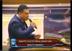 SANTO CULTO – BISPO GUARACY SANTOS 07-07-13 EXIBIDO NA IURDTV em 14/07/13