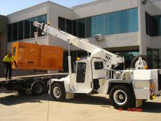 It's very hard to move heavy machines from one place to other. Hire the professionals to move large machinery equipments easily.