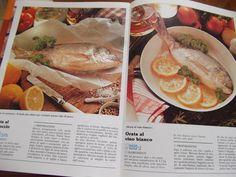 Doradă umplută cu cremă de usturoi și rozmarin-la cuptor