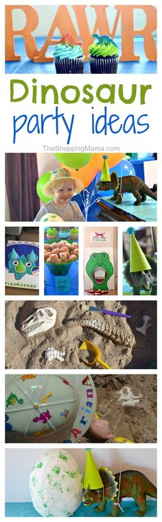 How to Throw a Totally Dino-Mite Dinosaur Party | MomTrends