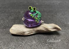 To Go, Lampwork Beads, Gold, Gemstones, Etsy, Pendant, Silver, Handmade, Animals