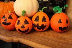 Bricolage Halloween facile en papier mâché – 5 excellentes idées avec des instructions