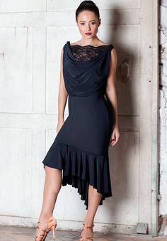 Chrisanne Clover Opal Latin Dress  | Dancesport Fashion @ DanceShopper.com