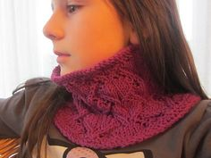 Free! - Ravelry: Twisted willow cowl pattern by Tetiana Otruta