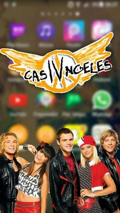 Fondo de pantalla casi angeles, hecho con PicsArt Phone Backgrounds, Wallpaper Backgrounds, Wallpapers, Daimon Salvatore, Simpson Wallpaper Iphone, Aesthetic Stickers, Toy Story, Bff, Nostalgia