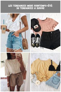 21 Cute Pinterest Jeans Shorts for Women summer shorts Summer Shorts, Jean Shorts, 21st, Ruffle Blouse, Jeans, Cute, Tops, Women, Fashion