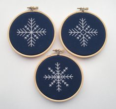 Snowflake Christmas Ornament PDF Cross by MillyBeanStitching #crossstitch #crossstitching #newcrossstitchpattern #crossstitchpattern #xstitch #crossstitcher #snowflake #christmasornament #christmas #etsyshop #millybeanstitching