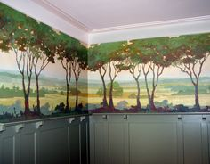 Arts and Craft Dining Room
