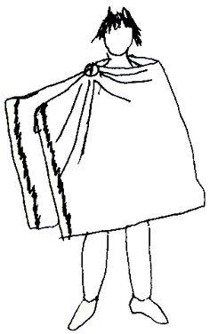 Making Basic Saxon/Viking Clothing. School events need basic costumes....Thank You