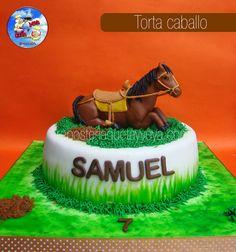 Torta Caballo - Horse Cake
