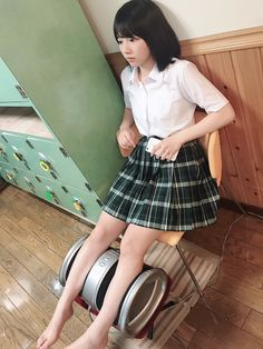 Asian Cute, Cute Asian Girls, Cute Girls, Cute School Uniforms, Girls Uniforms, Teen Girl Outfits, Cute Outfits, Cute Fashion, Girl Fashion