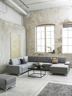 Nora sofa fra Fagerheim, Skeidar