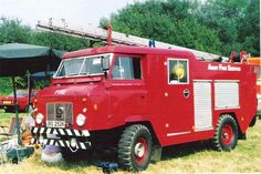 military fire trucks   ... Land Rover 101/Hcb-Angus Army Fire Service forward control fire truck