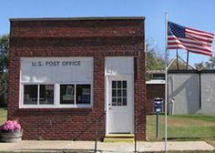 Looks a lot like the Post Office in Albert City. Everybody in town had their own box.