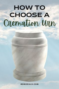 The first thing to consider when searching for a cremation urn is where it will likely end up. Urns intended to be buried or permanently stored, out of sight, in a columbarium need not necessarily be as sophisticated or complex as an urn that will be displayed in a home or some other public place. Memorial Urns, Funeral Memorial, Casket Prices, Keepsake Urns, Granite Stone, Cremation Urns, Third Way, Important Dates, Biodegradable Products