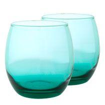 bulk epure mikonos aqua stemless wine glasses 115 oz at - Bulk Wine Glasses