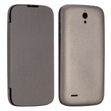 Forro Ascend G610 - FlipCover Gris $ 37.800,00