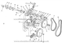 129 Best Qualcast lawnmower spares diagrams images in 2016