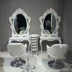 Resultado de imagen para sillones vintage de peluqueria