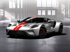 Purchase Ford's new GT supercar