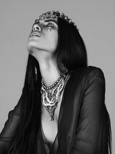 Lakshmi Menon by Nagi Sakai for Please Magazine F/W 2012