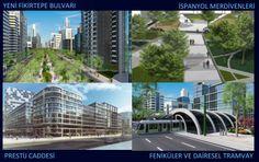 Değişen ve dönüşen Fikirtepe,bir kaç yıl içerisin de bölgenin iş gelişme kaynağı haline gelecek ve İstanbul'un silüetini bozmayacak mimari düzenlemeler ile modern hayata ayak uyduracak gibi görünüyor.