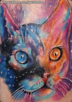 Tatuaje hecho por Carlos, de Bogotá (Colombia). Si quieres ponerte en contacto con él para un tatuaje o ver más trabajos suyos visita su perfil: http://www.zonatattoos.com/gatotattoo  Si quieres ver más tatuajes de gatos visita este otro enlace: http://www.zonatattoos.com/tag/38/tatuajes-de-gatos  #Tatuajes #Tattoos #Ink #Gatos