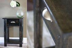 DIY Furniture : DIY Build a Simple Nightstand