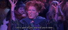 """Or maybe you can't get enough of The Sanderson Sisters when they sing the classic """"I Put a Spell on You."""""""