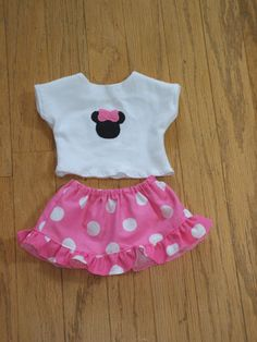 American Girl or Bitty Baby or Bitty Twin by ExpressionsByCrystal, $15.00