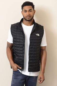 The North Face Black Thermoball Vest | South Moon Under