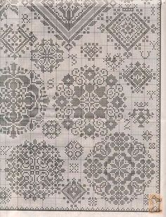 Gallery.ru / Фото #1 - Permin_39-4410_Vierlande_1826_Sampler - anapa-mama Cross Stitch Sampler Patterns, Blackwork Patterns, Blackwork Embroidery, Cross Stitch Borders, Cross Stitch Samplers, Cross Stitch Designs, Cross Stitching, Cross Stitch Embroidery, Russian Cross Stitch