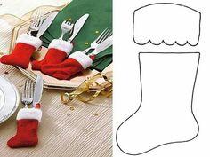 #foami #moldes #manualidades #papanoel #santa #boots #christmas #navidad