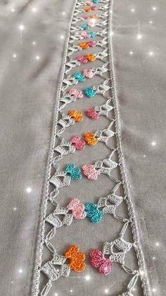 Alıntı Moda Emo, Crochet Ideas, Lace Fabric, Diy And Crafts, Piercings, How To Make, Etsy, Crochet Stitches, Ideas