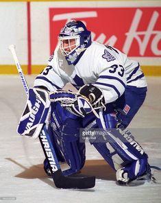 Hockey Goalie, Hockey Players, Ice Hockey, Hockey Stuff, Nfl Fans, National Hockey League, Toronto Maple Leafs, Nhl, Photo Shoot