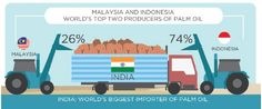 Palm Oil import tax raise by India will affect Asean producers