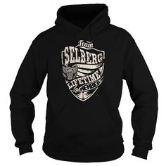 Cool Last Name, Surname Tshirts - Team SELBERG Lifetime Member Eagle T shirts