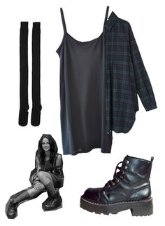"""effy stonem"" by smellsl1keteenspirit ❤ liked on Polyvore featuring American Vintage, Karen Walker and Effy Jewelry"