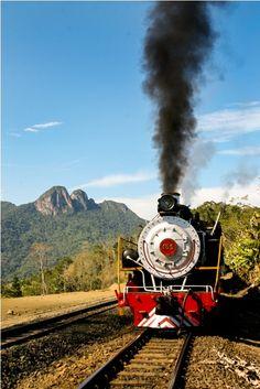 Trem da Serra do Mar (SC)