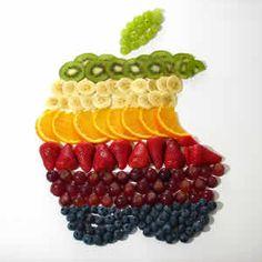 Maçã de frutas