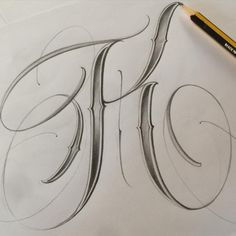 INITIAL DAY --- K --- sketch
