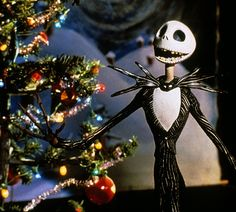 Watching the Nightmare Before Christmas, and singing along of course.  #ImDreamingOf @Radley London